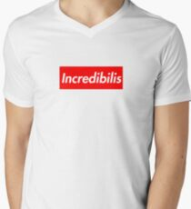 Incredibilis Supreme Men's V-Neck T-Shirt