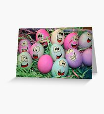 Happy Easter From Our Home To Yours Greeting Card
