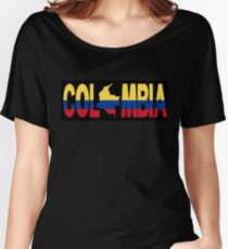 Colombia Women's Relaxed Fit T-Shirt