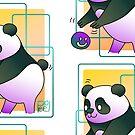 « playfull panda » par KPMH