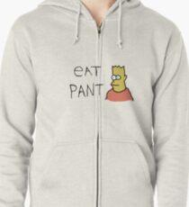 EAT PANT Zipped Hoodie