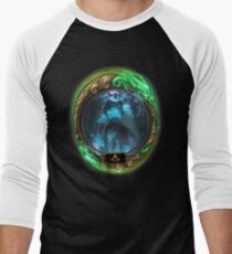 Zed, Deathsworn Men's Baseball ¾ T-Shirt