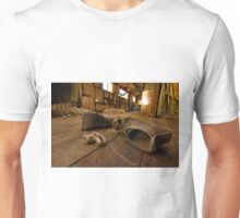 """Boots On The Boards"" Unisex T-Shirt"