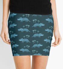 Triceratops Dinosaur Mini Skirt