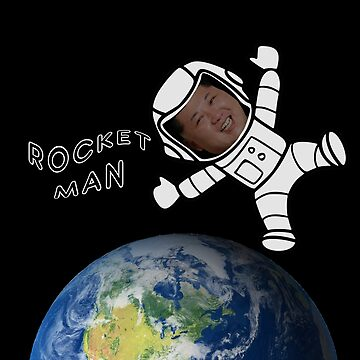 Rocket Man by netdweller