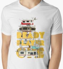 Ready Player One Men's V-Neck T-Shirt