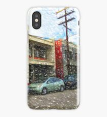 Midcentury Building, Downtown L.A. iPhone Case/Skin