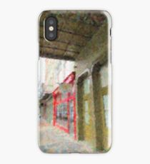 New Orleans Sidewalk iPhone Case/Skin