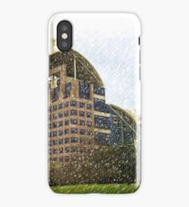 Mobile Government Plaza iPhone Case/Skin