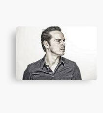 Jim Moriarty....... Hi Canvas Print