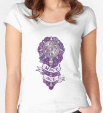 MACE ACE Women's Fitted Scoop T-Shirt