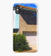 Modern Garage, Silverlake iPhone Case/Skin