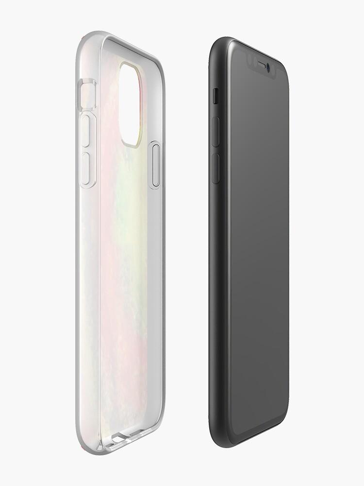 Coque iPhone «Revolver», par JLHDesign