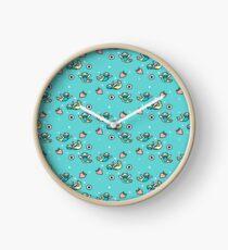 Sparce Pattern Clock