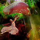 Dancing Under a Mushroom by Rachel Linder