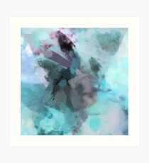 Misted Moments Art Print