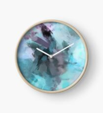 Misted Moments Clock