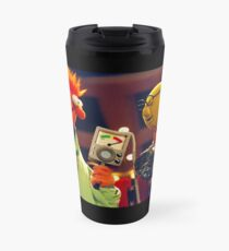 Bunsen and Beaker Travel Mug