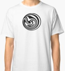 Spinning circle house DJ Vol. 2 - Happy people icon Classic T-Shirt