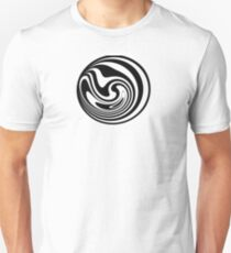 Spinning circle house DJ Vol. 2 - Happy people icon Unisex T-Shirt