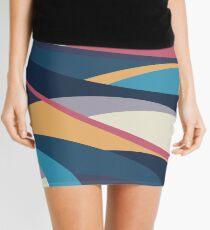 Jungle Fronds #002 Mini Skirt