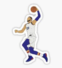 Ben Simmons Slam Dunk Sticker