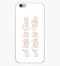 Coco + Yoko iPhone Case