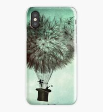 The business men's goodbye iPhone Case