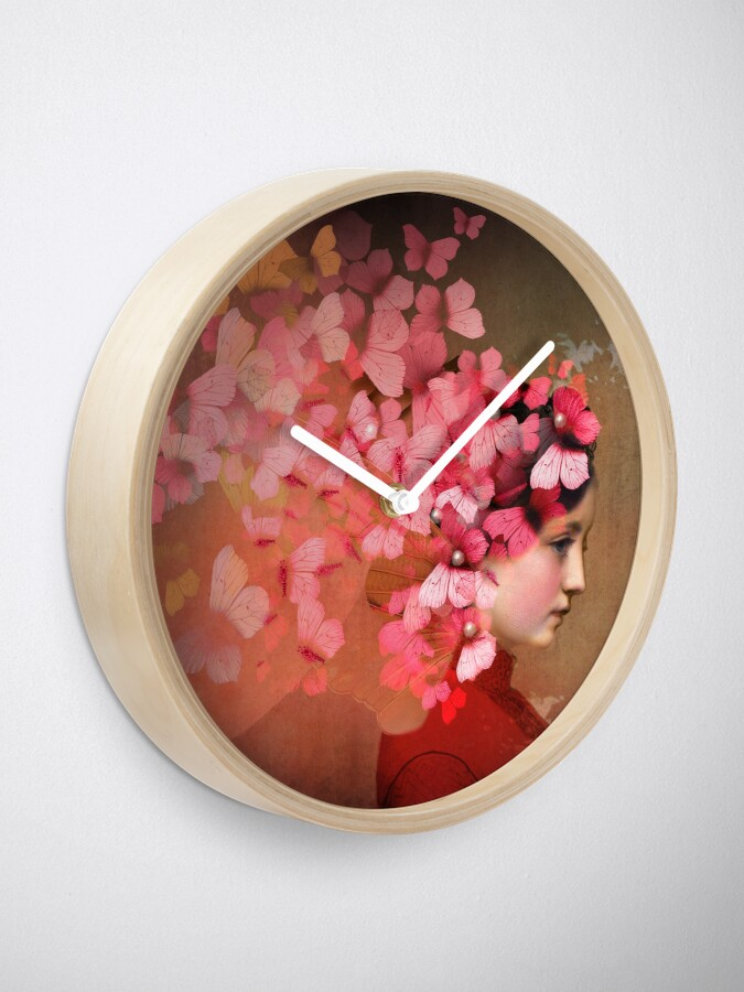 Alternate view of Friendship 2 Clock
