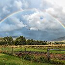 Rubicon Valley Rainbow by Leanne Robson