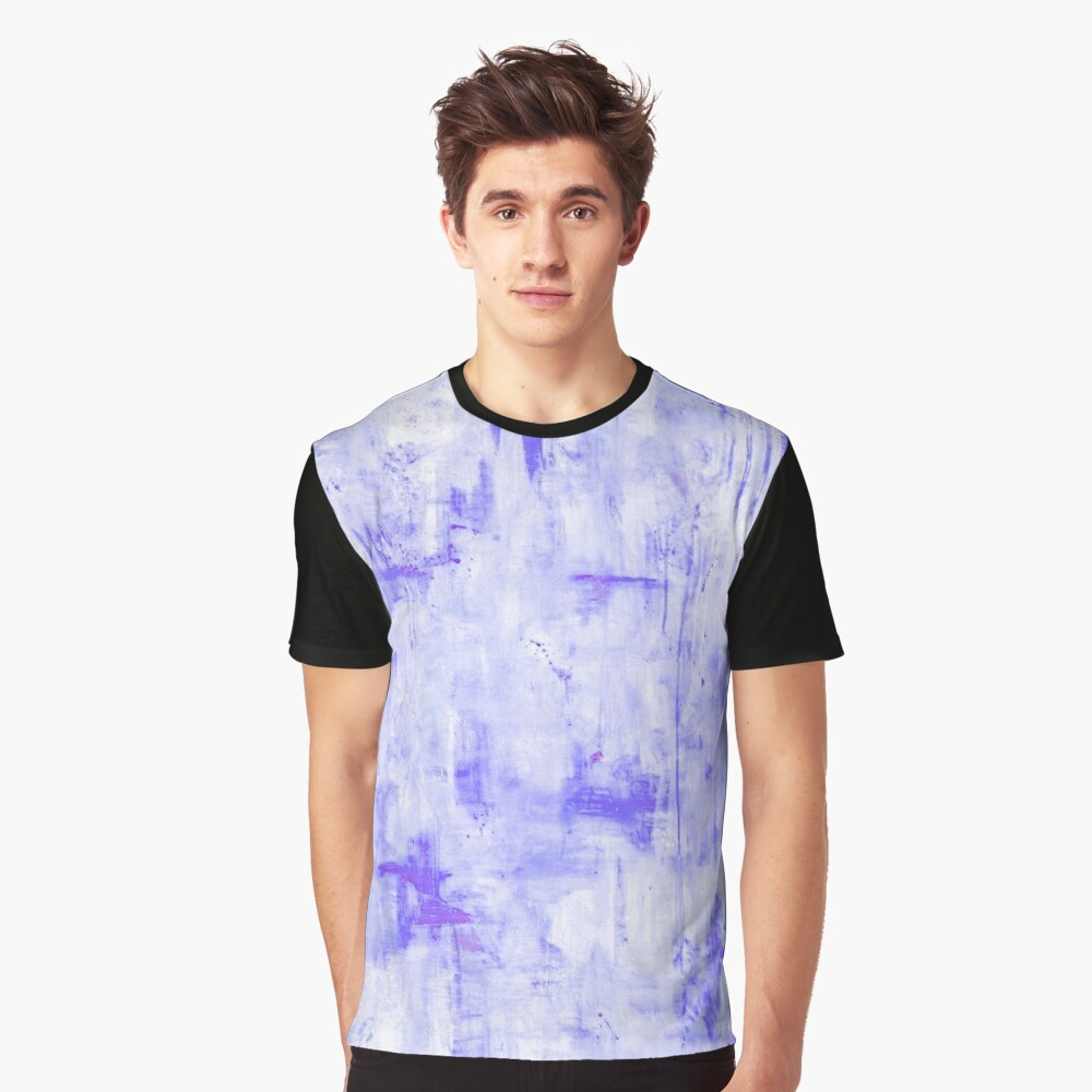 Lost in Lavender Graphic T-Shirt