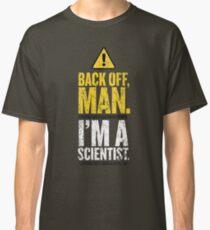 BACK OFF MAN. Classic T-Shirt
