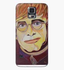 Croc Rock Man Portrait Case/Skin for Samsung Galaxy