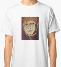 Croc Rock Man Portrait Classic T-Shirt