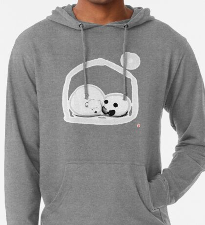Moon And You Lightweight Hoodie