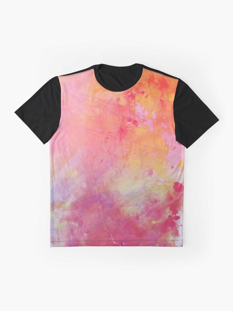 Alternate view of Needlework X Graphic T-Shirt