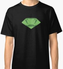 Chaos Emerald (Green) Classic T-Shirt