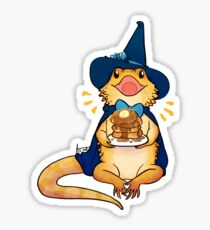 Sapphire - Bearded Dragon Sticker