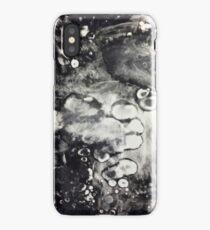 Monoprint Mess iPhone Case