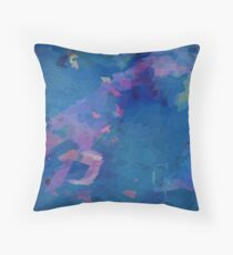 Ization Throw Pillow
