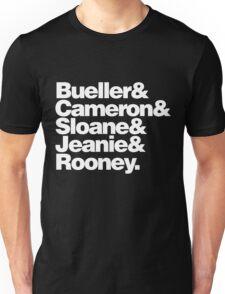 BUELLER & Unisex T-Shirt