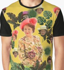 Hyacinth a Bloomin Graphic T-Shirt
