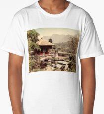 Dainichido Garden, Japan Long T-Shirt