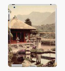 Dainichido Garden, Japan iPad Case/Skin