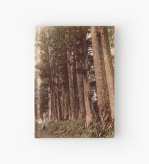 Imaichi Nikko Road, Japan Hardcover Journal
