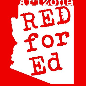 Red for Ed shirt by Diardo