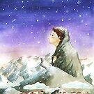 A Girl Reading by EunjiJung