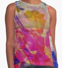 Outside The Lines Sleeveless Top