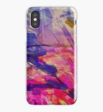 Outside The Lines iPhone Case