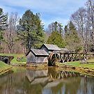 Mabry Mill by Lanis Rossi